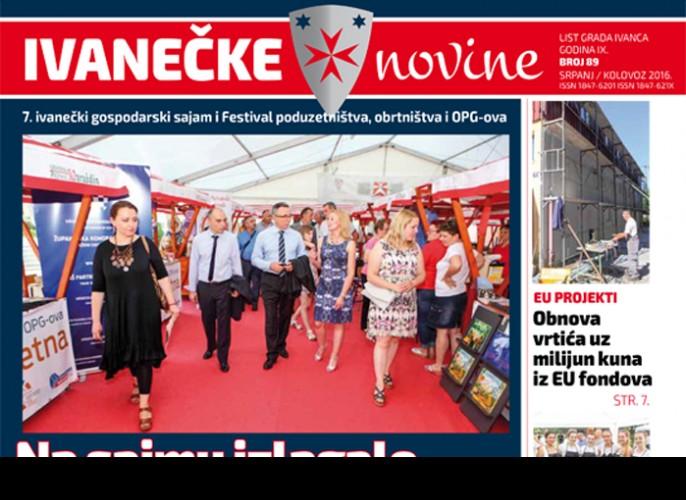 Ivanečke novine, br. 89