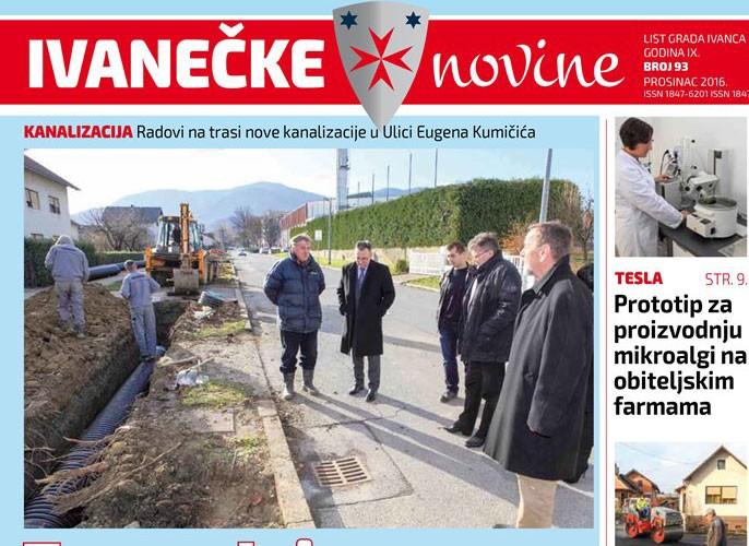 Ivanečke novine, br. 93