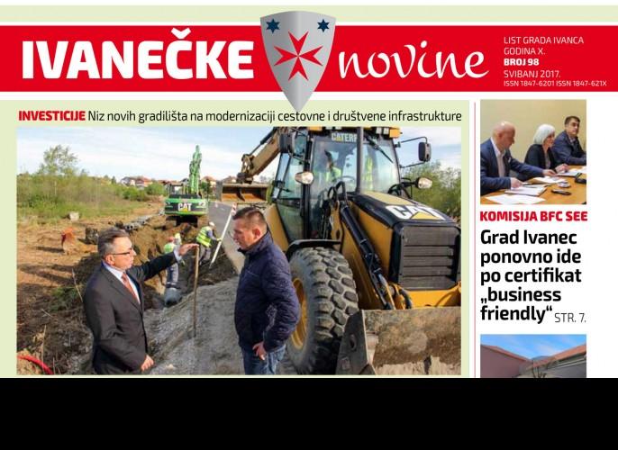 Ivanečke novine, br. 98