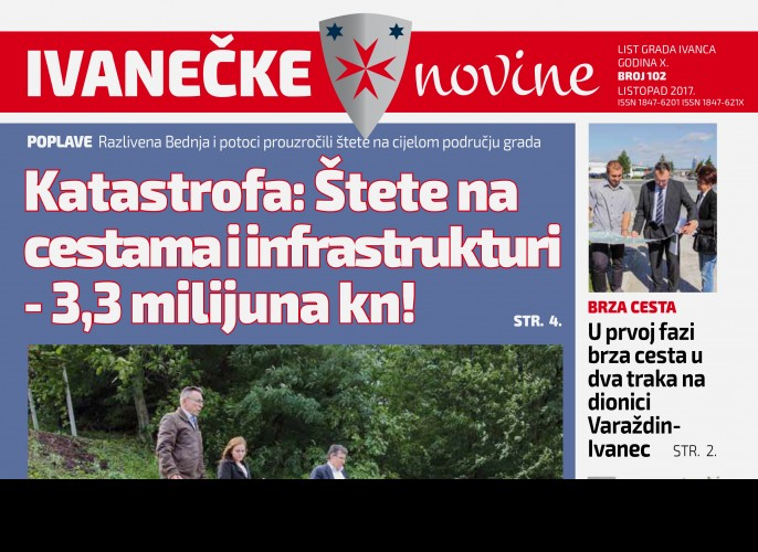 Ivanečke novine, br. 102