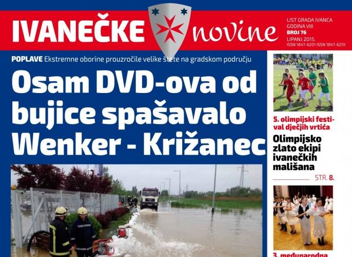 Ivanečke novine, br. 76