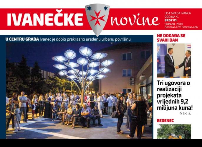 Ivanečke novine, br. 111