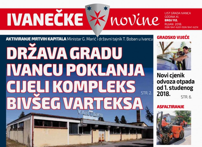 Ivanečke novine, br. 112