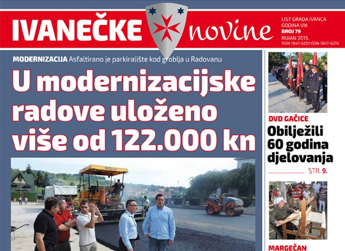 Ivanečke novine, br. 78/79