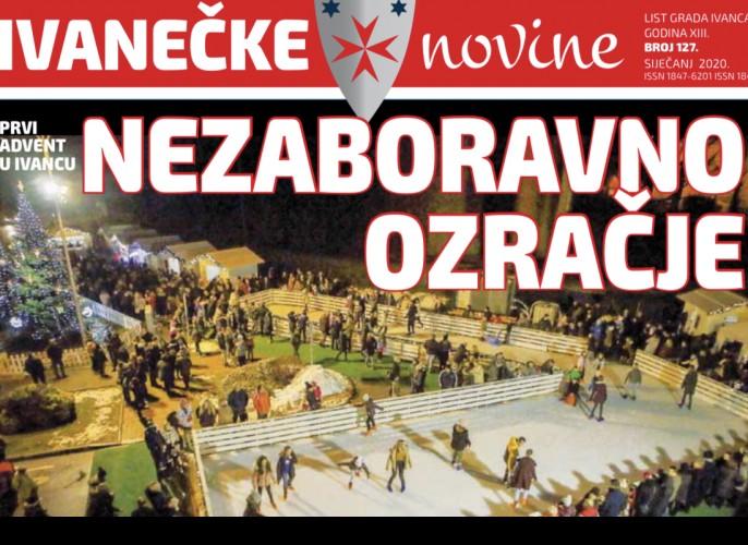 Ivanečke novine br. 127