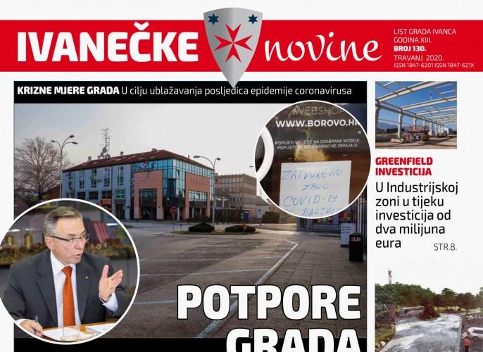 Ivanečke novine br. 130