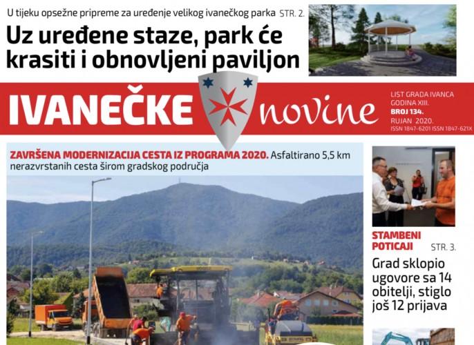 Ivanečke novine br. 134
