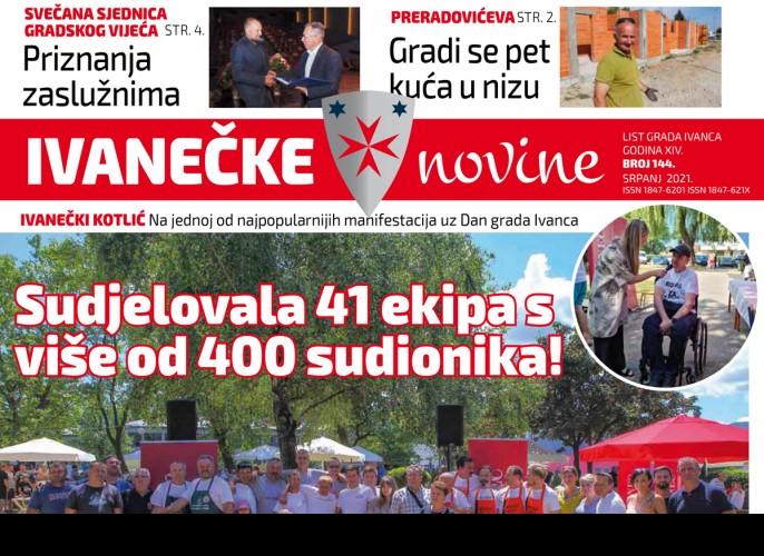 Ivanečke novine br 144.