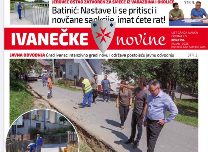 Ivanečke novine br 145.