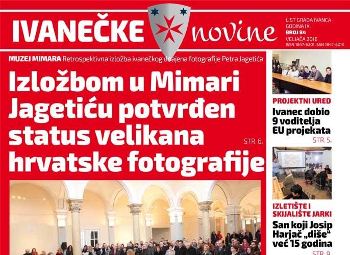 Ivanečke novine, br. 84