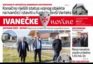 Ivanečke novine br 141.