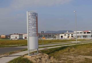 IVANEC Postavljena nova vertikalna prometna signalizacija, tzv. totemi