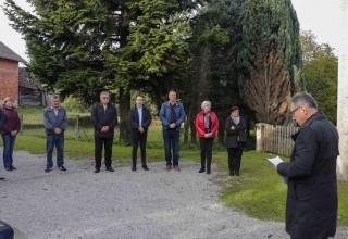 80 GODIŠNJICA POGIBIJE NARODNOG HEROJA JOSIPA KRAŠA Batinić: Želio bih da antifašizam postane državna politika