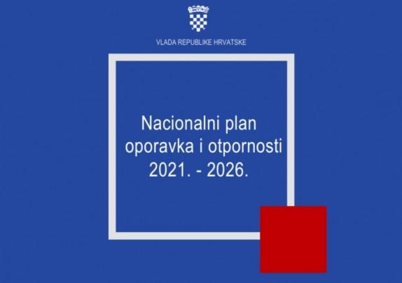 Nacionalni plan oporavka i otpornosti 2021. – 2026.