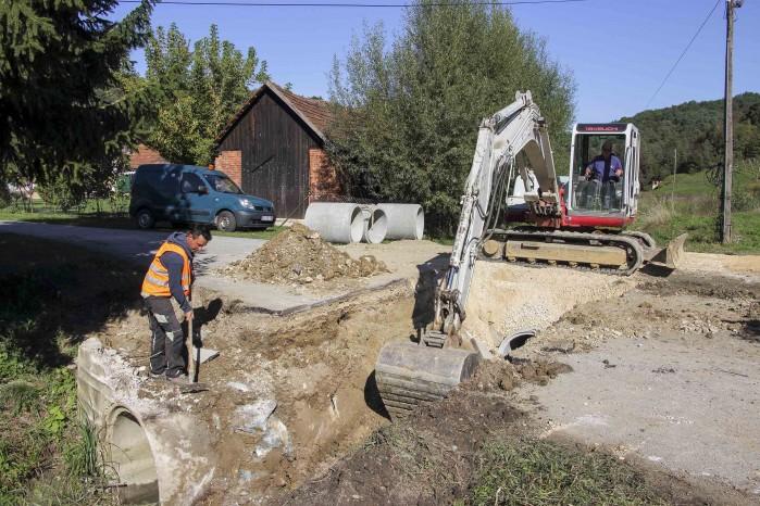 Grad Ivanec izradio Program gradnje i održavanja oborinske odvodnje 2021.–2024.; gdje će se raditi ove godine?