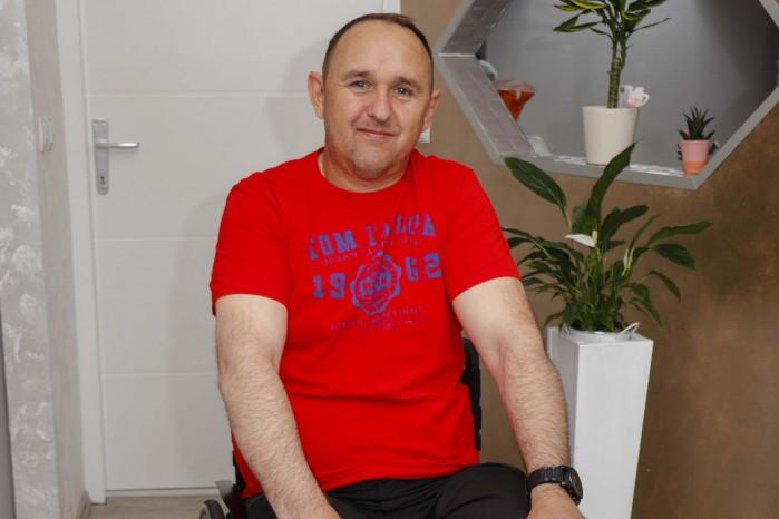 """ZAKLADA GRADA IVANCA """"Pomognimo Mladenu Kušenu u nabavi invalidskog pomagala"""""""
